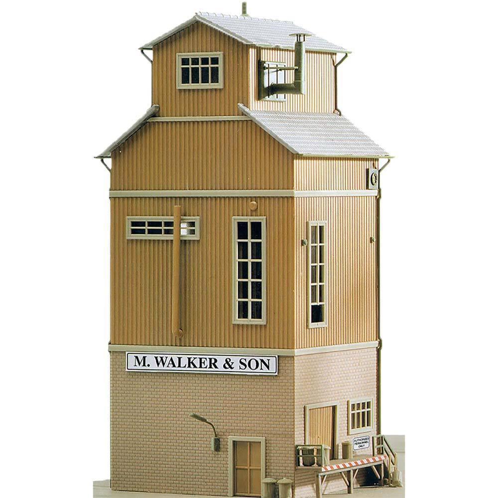 Model Power Sand U0026 Gravel Grading Tower Building Kit 301